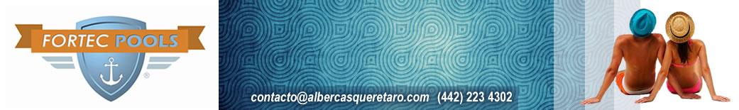 Albercas en Querétaro